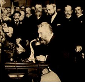 Graham Bell - 1876