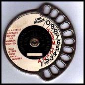 1ers cadrans téléphoniques