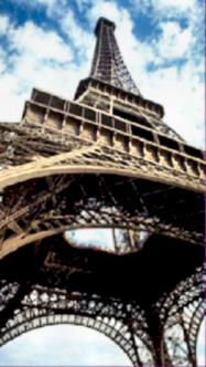 Tour Eiffel - Santé de Fer