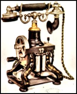 l histoire du t l phone collectionneur de t l phones anciens. Black Bedroom Furniture Sets. Home Design Ideas
