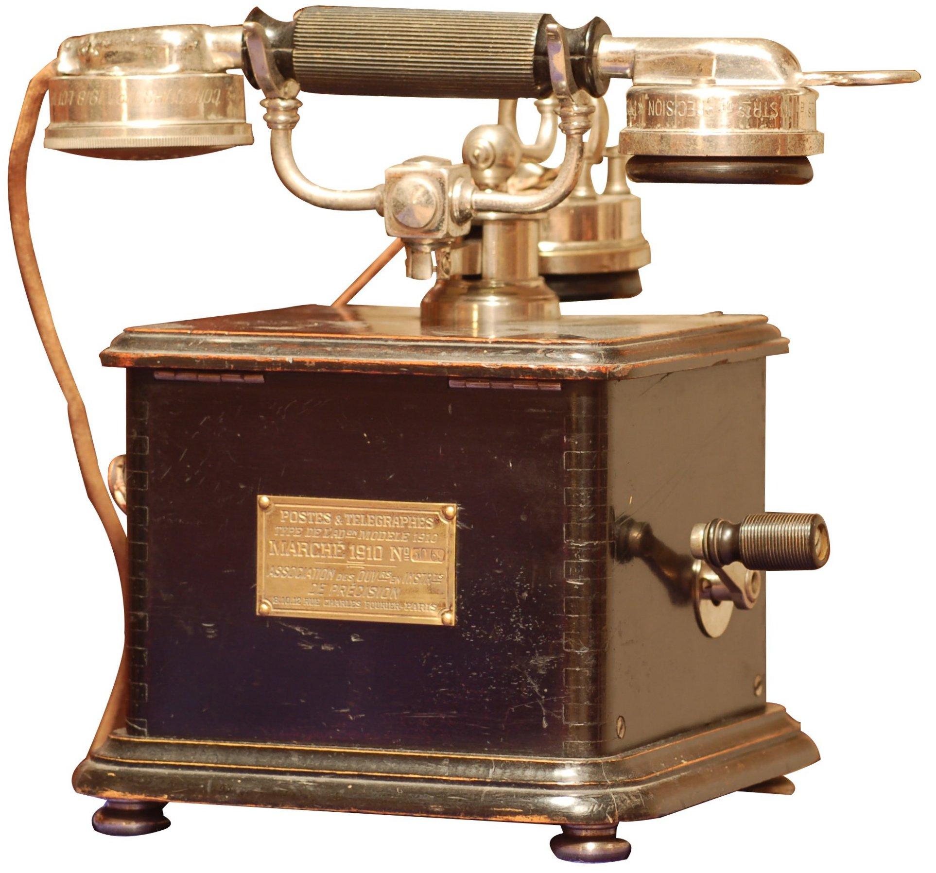 le marty telephone